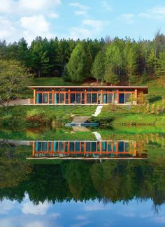 Pictures and Photos of Residential Projects using Durisol Insulated Concrete Forms for Healthy Homes and Green Building Insulated Concrete Forms, Concrete Houses, House Photography, Earthship, Garden Spaces, Glass House, Green Building, Contemporary Architecture, Photo Galleries