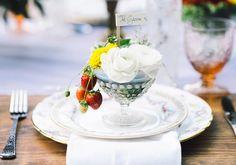 Summer Ohio wedding inspiration | photo by aster