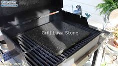 Grill lava stone - For safe and effective cooking