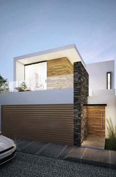 Casas planejadas: o que se vê por fora, se vê por dentro