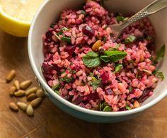 A mi izraeli konyhánk Quinoa, Yummy Treats, Acai Bowl, Breakfast, Recipes, Food, Drink, Bulgur, Acai Berry Bowl