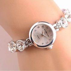 Wristwatches Stainless Women Watch