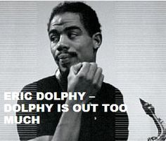 "TODAY (June 29, 50 years ago) Eric Dolphy ,  the  ""avant-garde sax player"", passed away. He is remembered. To watch her 'VIDEO PORTRAIT'  'Eric Dolphy  - Dolphy Is Out Too Much ' in a large format, to hear 'BEST OF  Eric Dolphy  Tracks' on Spotify go to  >>http://go.rvj.pm/cs"