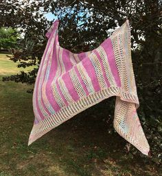 Desert Blossom shawl knit by acarlos on Ravelry