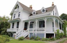 c. 1850 Gothic Revival - Beacon, NY - $675,000 - Old House Dreams