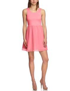 In Offerta! #Offerte Abbigliamento#Buoni Regalo   #Outlet Vero Moda - Vestito, colletto tondo, senza maniche, donna, Rosa (Pink (PINK LEMONADE)), L disponibile su Kellie Shop. Scarpe, borse, accessori, intimo, gioielli e molto altro.. scopri migliaia di articoli firmati con prezzi da 15,00 a 299,00 euro! #kellieshop #borse #scarpe #saldi #abbigliamento #donna #regali