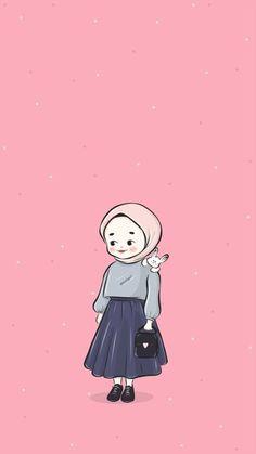List of Beautiful Anime Wallpaper IPhone Quotes Tumblr Wallpaper, Kawaii Wallpaper, Cute Wallpaper Backgrounds, Cute Cartoon Wallpapers, Disney Wallpaper, Iphone Wallpaper, Cartoon Cartoon, Hijab Cartoon, Tmblr Girl
