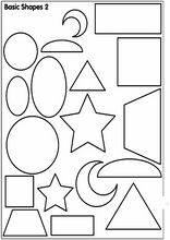 Imprimir actividades para niños. Formas Geometricas67