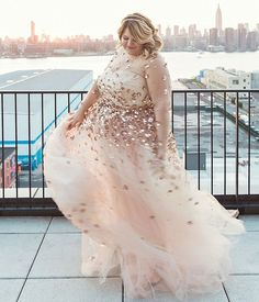 Plus-Size Fashion Tips That Will Change Your Life from Christian Siriano and Nicolette Mason