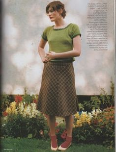 """""""Land Girl"""": Iris Palmer by Tim Walker for Vogue UK"""