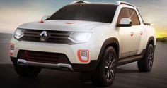 Renault's 2014 Dacia Duster Oroch