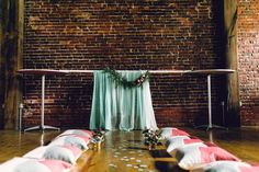And the gorgeous aisle that Chelsea walked down before taking Hudson as her lawfully wedded husband.   These Two Dogs Got Married And The Whole Thing Is Straight Out Of Your Pinterest Wedding Board