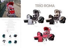 Trío Roma by Asalvo  www.asalvo.com  #madewithlove