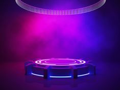 Ultraviolet interior concept,empty stage and purple light Premium Photo Purple Backgrounds, Photo Backgrounds, Abstract Backgrounds, Dance Background, Photo Background Images, Light Purple Background, Geometric Background, Funny Phone Wallpaper, Neon Wallpaper