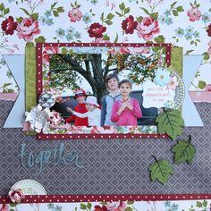 Scrapbooks - kaisercraft secret garden by fiona johnstone kids scrapbook, s Kids Scrapbook, Scrapbook Albums, Scrapbooking Layouts, Layout Design, Hello Everyone, Scrapbooks, Family Photos, Garden Design, Beautiful