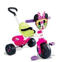 Smoby Dreirad Disney Minnie Maus #Dreirad #Kinderfahrzeug #MinnieMaus