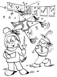 56 best Las Posadas images on Pinterest   Christmas decoration ...