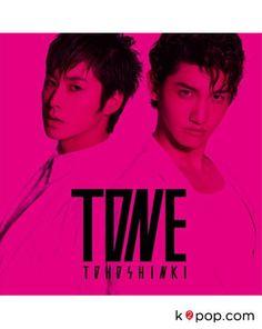 K2POP - 동방신기 (東方神起) (DONG BANG SHIN KI) - TONE (CD + DVD) + FOLDED POSTER