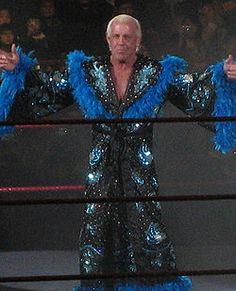 Ric Flair born in Memphis