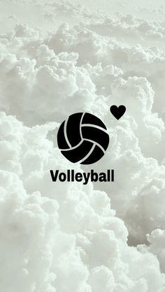 Volleyball background  wallpaper 1