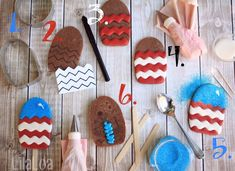 A Perfect Platter of Patriotic Popsicles and...umm... stars. | LilaLoa: A Perfect Platter of Patriotic Popsicles and...umm... stars.