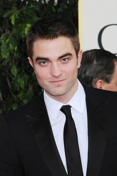 Rob at the Golden Globes