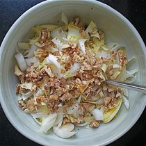 Endive Salad With Walnuts