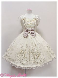 Angelic Pretty   This is one of my favorites from AP! It's so pretty!