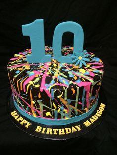 Birthday cake troy mi