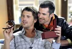Christian and Oliver -- Verbotene Liebe Christian, My Love, Forbidden Love, Opera, My Boo