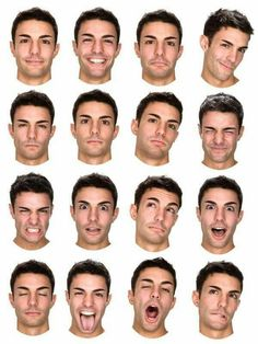 Know, how Expression facial nonverbal