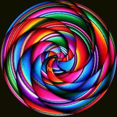 Mexican Blanket Color Wheel