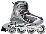 Roller Derby Hybrid G900 Womens Inline Fitness Skates UK6: fitness inline skates