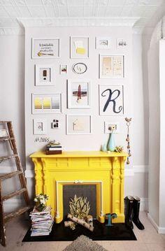 Ilumina tu Habitación con el Brillo del Amarillo | Casa Muebles - Muebles, Enseres, Mattress y Decoración