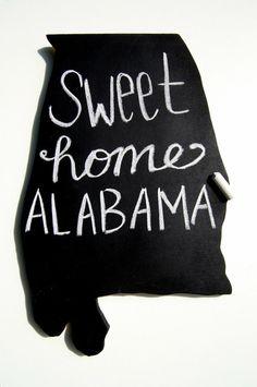 Alabama...where my heart is
