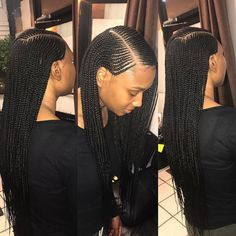 How to style the box braids? Tucked in a low or high ponytail, in a tight or blurry bun, or in a semi-tail, the box braids can be styled in many different ways. To go to work, we can wear… Continue Reading → African Braids Hairstyles, Girl Hairstyles, Braided Hairstyles, Black Hairstyles, Beyonce Hairstyles, Men's Hairstyle, Hairdos, Hairstyle Ideas, Pretty Hairstyles
