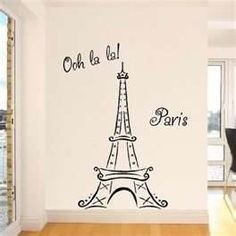 Image Search Results for cricut wall decor and more eifel tower