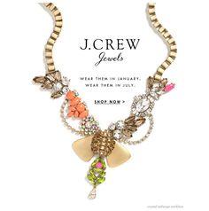 Jcrew Email Design