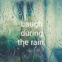 It's all how you see it. #laugh #therain #positivity #mindset #reaction Insta Videos, Mindset, Rain, Positivity, Neon Signs, Movies, Movie Posters, Rain Fall, Attitude