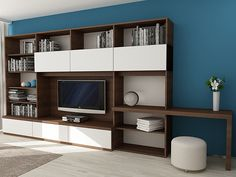 Some 3D Visual Concepts of Furniture and Interiors of 2011-2012