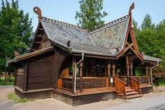 traditional norwegian houses - Google-søgning