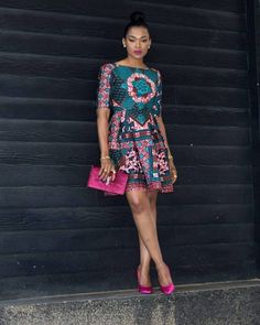 "There are a lot of things than can be addictive, and the-same is true when it comes to fashion, we as Africans are so much in love with our ""Ankara""… We have compiled the latest Ankara styles you can come up with and make you look stunning. Check them out..."