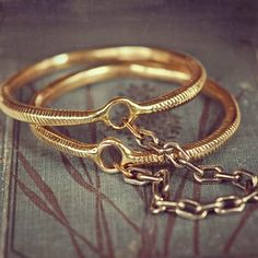The Suzannah Wainhouse Cuff bracelet, back in stock at bonadrag.com