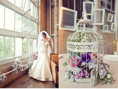 birdcage centerpiece ideas |