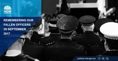 Today we honour police officers whose lives have been cut short while performing their duty to keep the community safe #http://PoliceRemembranceDaypic.twitter.com/N6SE6LsZvJ