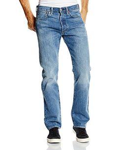 Levi's Men's 501 LEVI?S ORIGINAL FIT Jeans, Blue (NERO), 31 (DE)