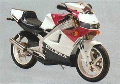 Crono 125, 1990-1991