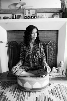 Jhene Aiko for The Coveteur