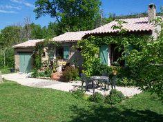 Villa met zwembad Esparron de Verdon
