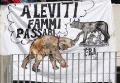 Striscione #Catania